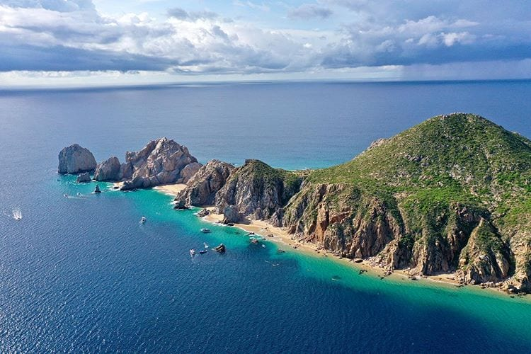 Visit beautiful beaches on your Cabo Adventures.