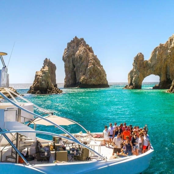 Looking for a Party Boat? Rent a Cabo San Lucas Boat Charter